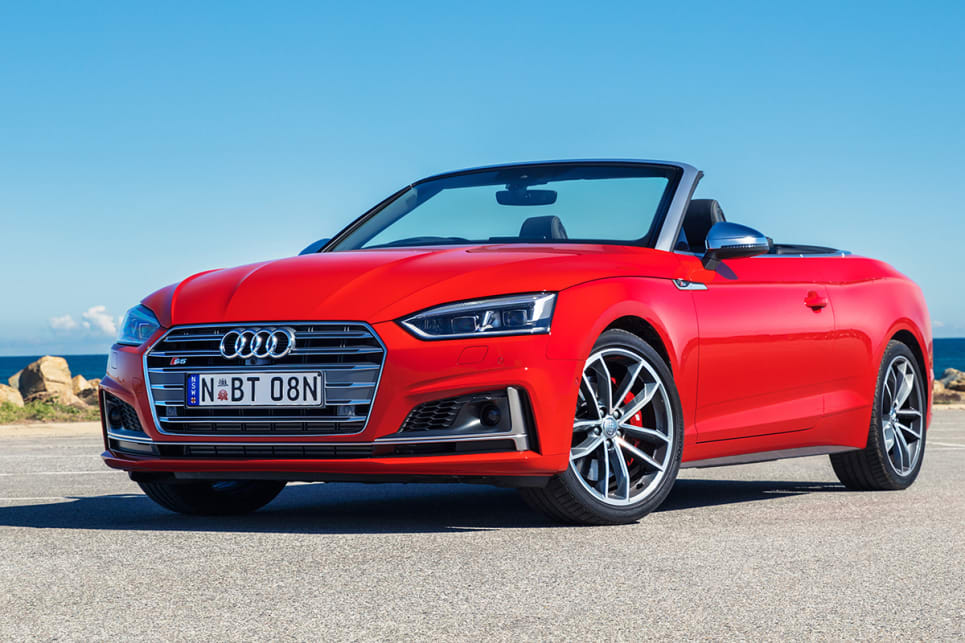 You have to pay a price for losing the lid of the Audi S5, and not just in cash.