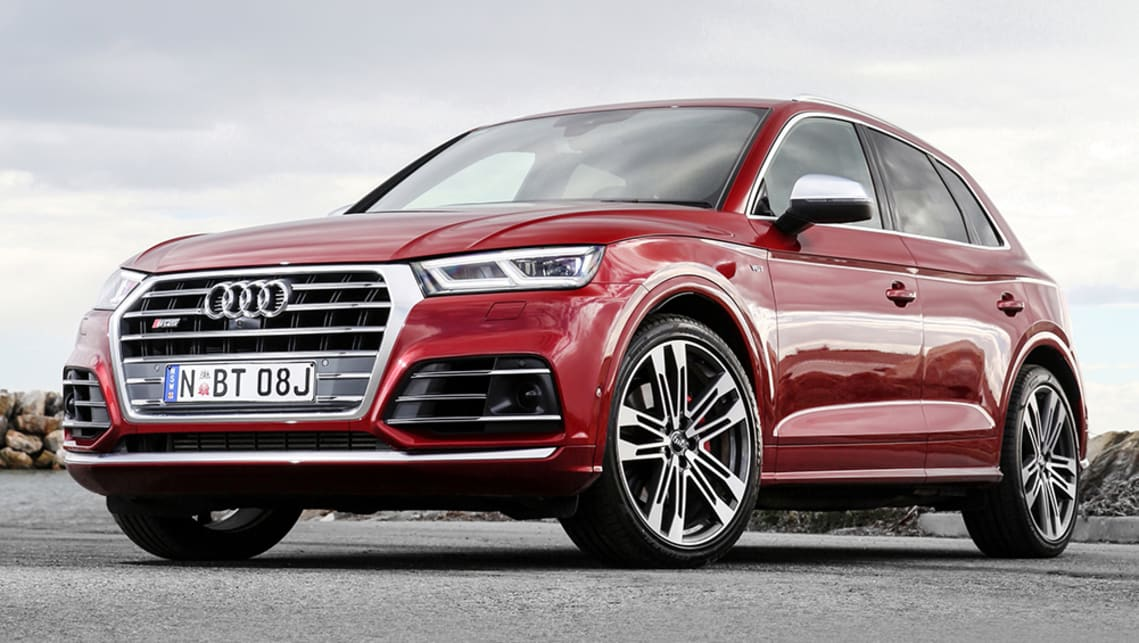 audi sq5 2017 pricing and spec confirmed car news carsguide. Black Bedroom Furniture Sets. Home Design Ideas