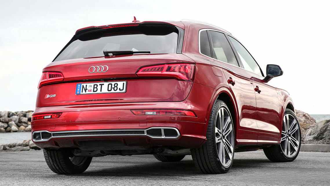 Audi SQ5 2017 pricing and spec confirmed - Car News | CarsGuide