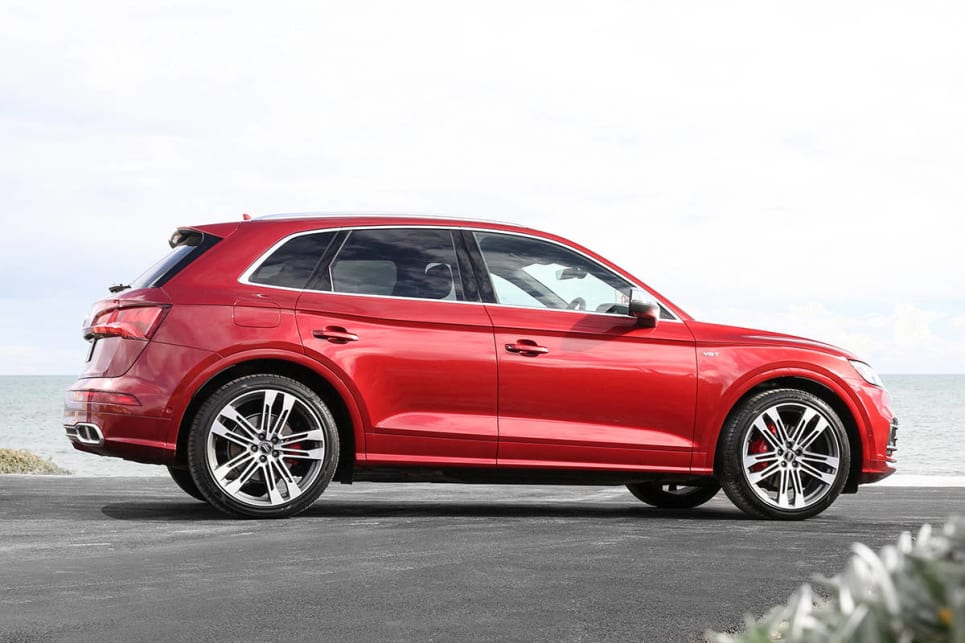 If you take money out of the equation, the SQ5 is the pick.