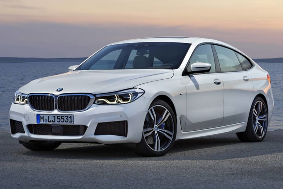 BMW 6 Series Gran Turismo 2017 Pricing And Spec Confirmed