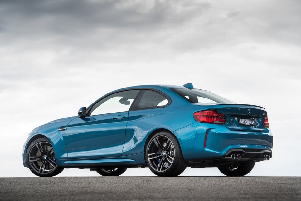 Bmw M2 2018 Review Carsguide