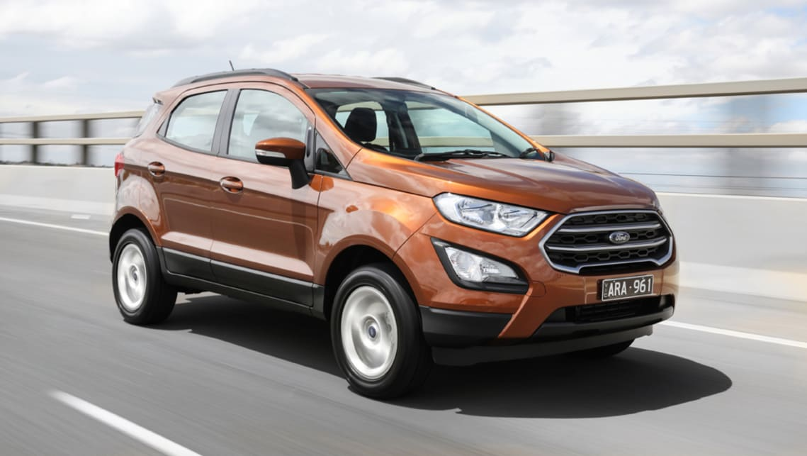 ford ecosport 2018 pricing and spec confirmed car news carsguide. Black Bedroom Furniture Sets. Home Design Ideas