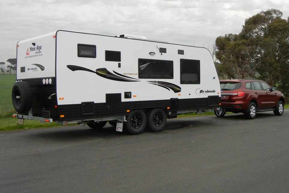 ford everest towing capacity review carsguide. Black Bedroom Furniture Sets. Home Design Ideas