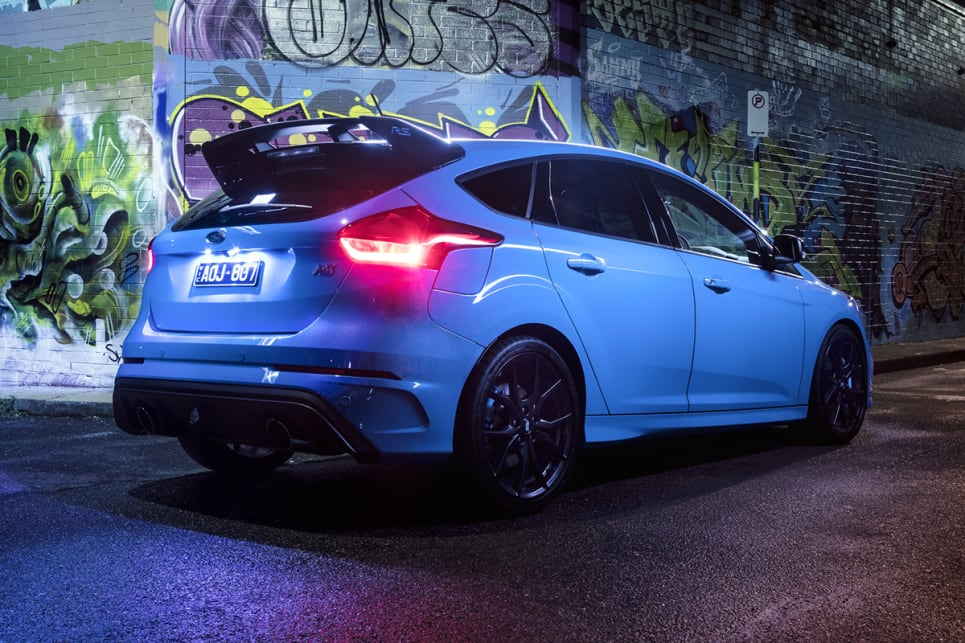 Ford Focus RS Limited Edition 2018 review   CarsGuide