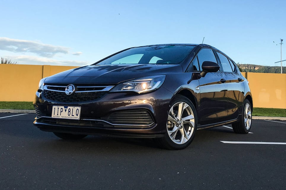 Holden Astra RS hatch manual 2017 review