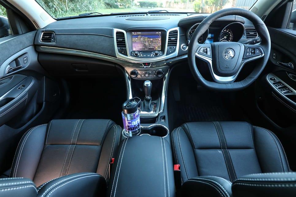 Holden Calais V 2017 Review | CarsGuide