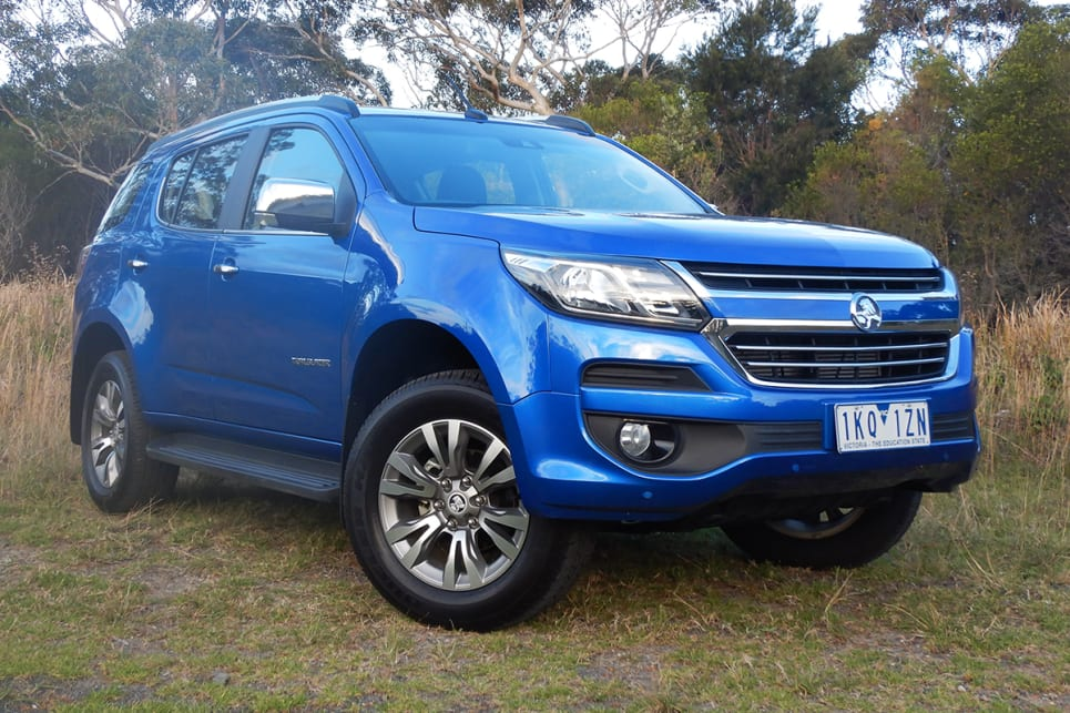 Holden Trailblazer 2018 review | CarsGuide