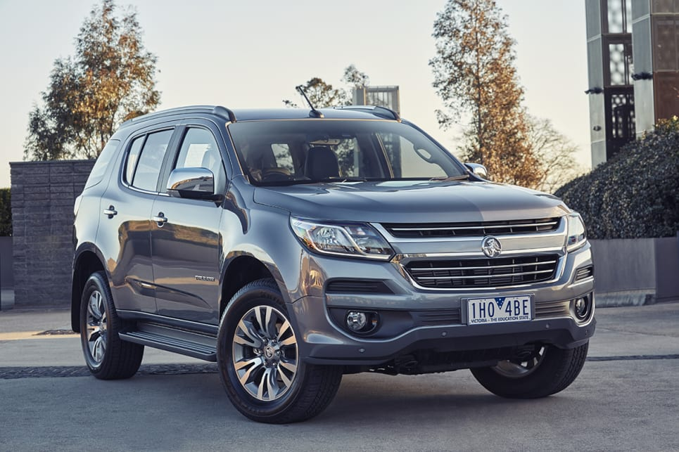 Holden Trailblazer LTZ 2018 review: snapshot | CarsGuide