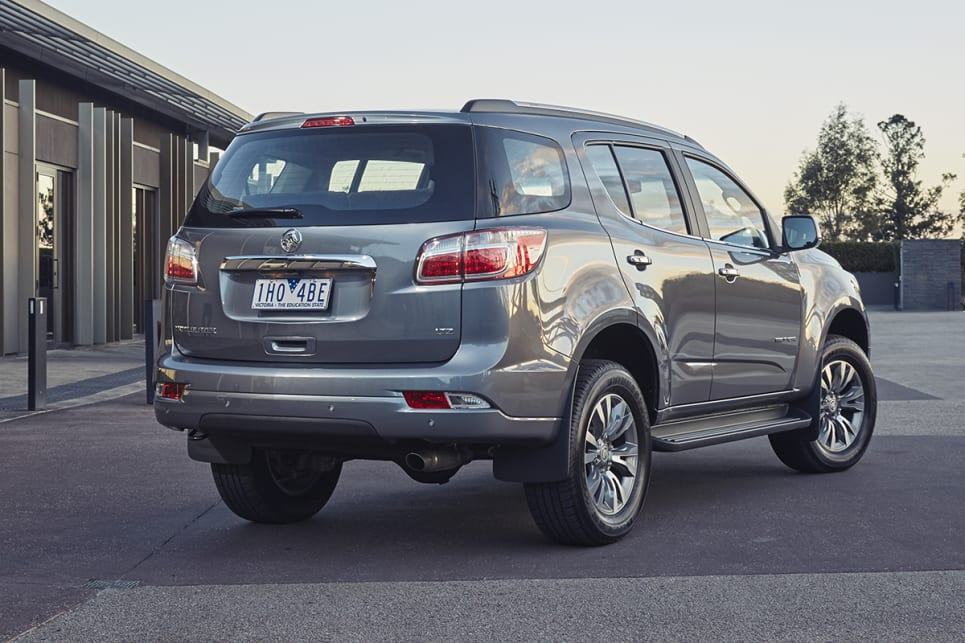 Holden Trailblazer Ltz 2018 Review Snapshot Carsguide