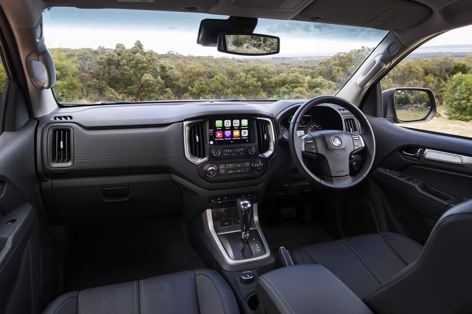 Holden Trailblazer Z71 2018 review: snapshot   CarsGuide