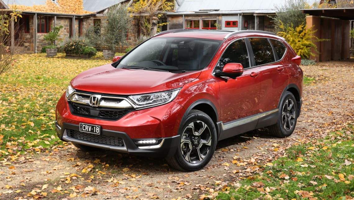 Honda cr v 2017 pricing and spec confirmed car news for Honda crv price