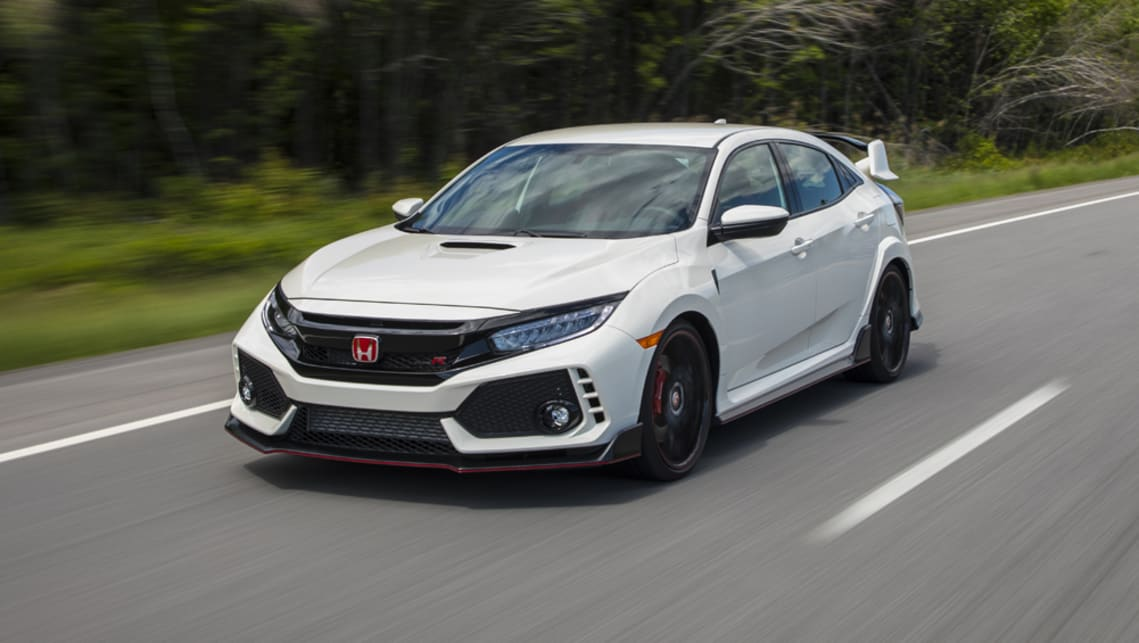 honda civic type r 2017 pricing and spec confirmed car. Black Bedroom Furniture Sets. Home Design Ideas