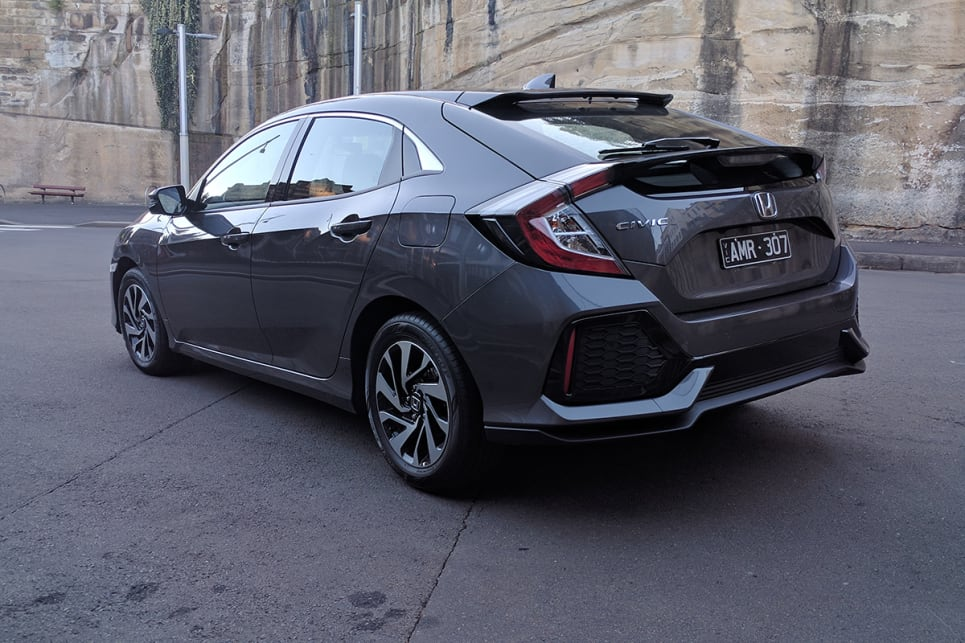 Honda Civic Vti S Hatch Review Weekend Test Carsguide
