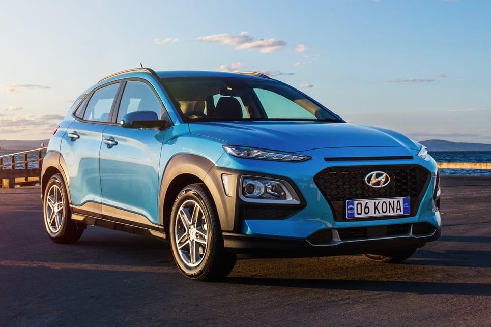 Hyundai Kona 2017 Review Carsguide