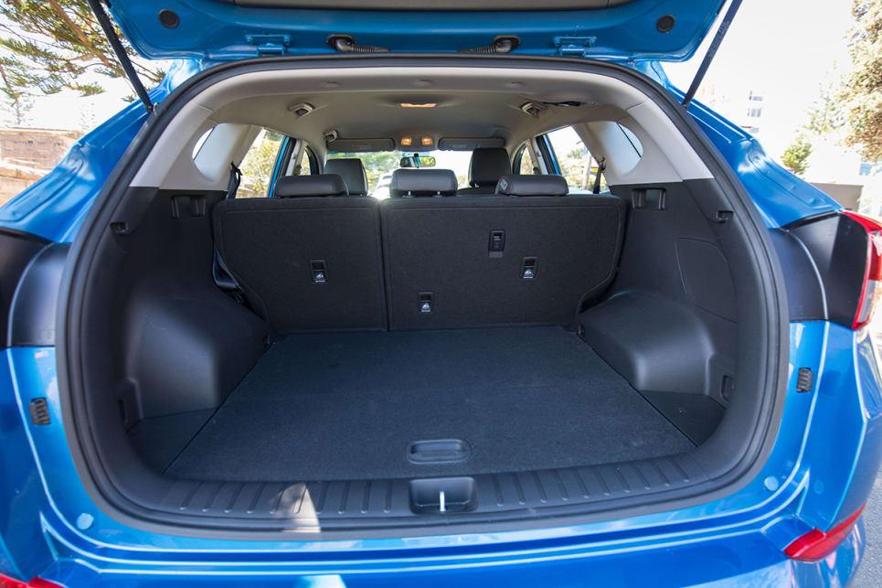 Hyundai Tucson Boot Space. Cool Honda With Hyundai Tucson Boot Space. Trendy Hyundai Tucson ...