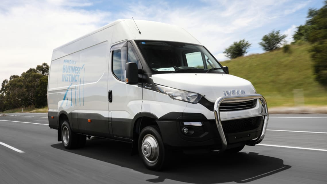 Iveco Daily 2017 pricing and spec confirmed - Car News ...