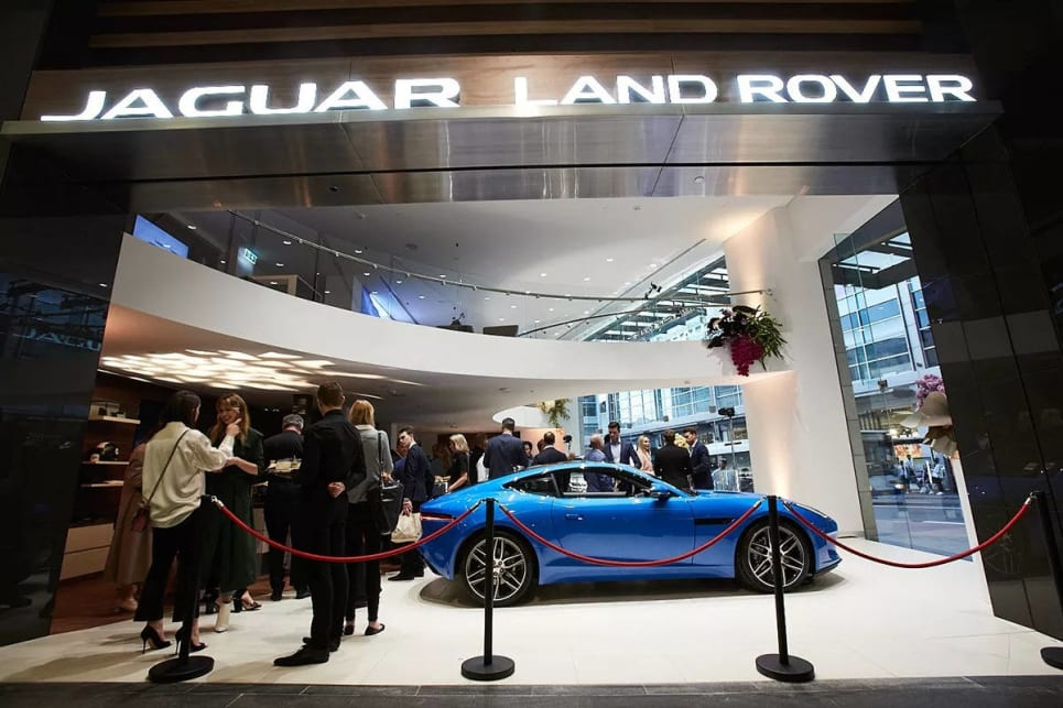 Jaguar Land Rover to open more retail stores in Australia - Car News
