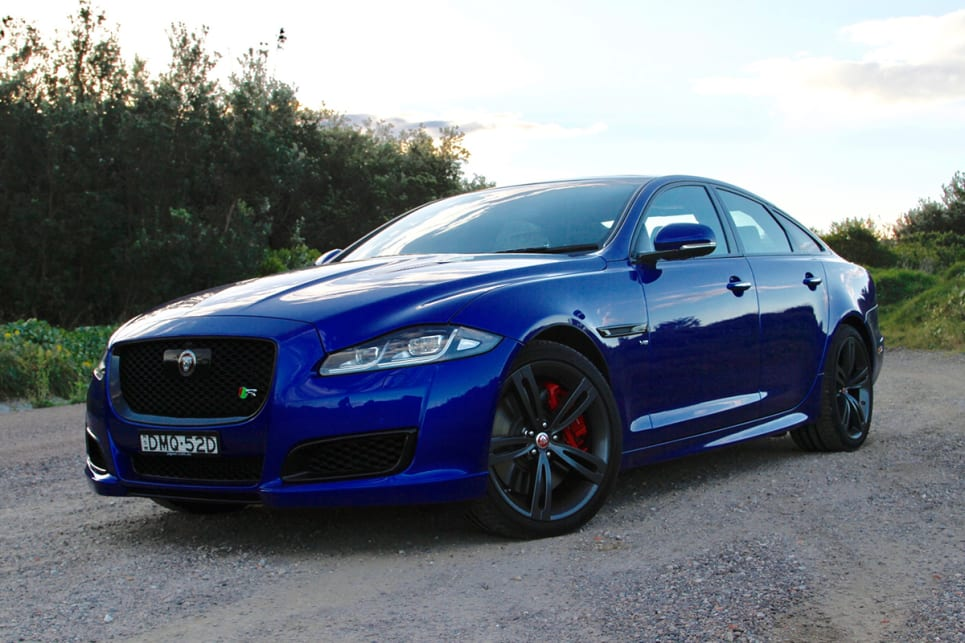 Jaguar Xjr 2017 Review Carsguide