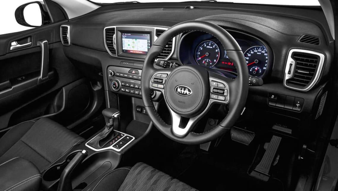 kia sportage si premium and cerato sport 2017 new car sales price car news carsguide. Black Bedroom Furniture Sets. Home Design Ideas