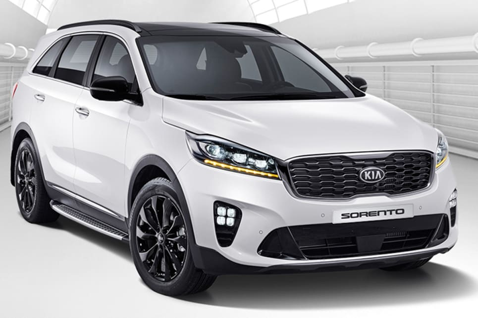 Kia Soo 2017 Facelift Revealed