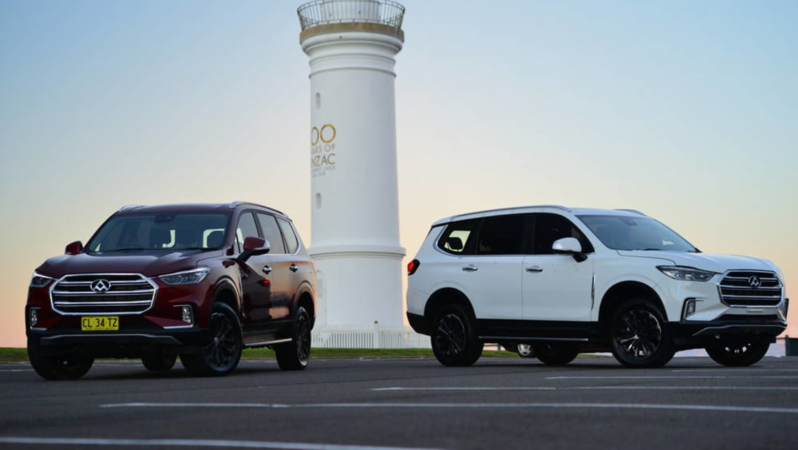 Based on the LDV T60 pick-up, the D90 should hit Australian showrooms by Christmas this year.