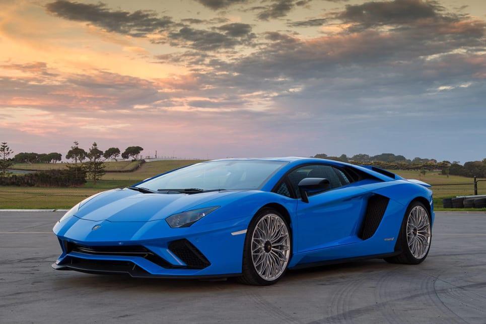 Lamborghini Aventador S 2017 Review Carsguide