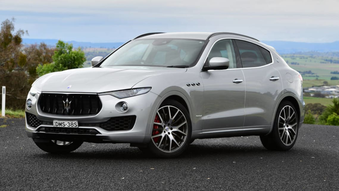 Maserati Levante 2018 pricing and spec confirmed - Car News | CarsGuide