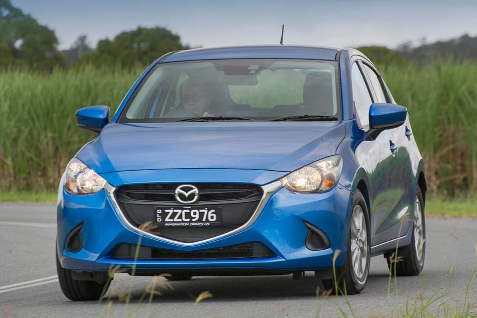Mzd Android Auto >> Mazda 2 Maxx 2017 review: snapshot | CarsGuide
