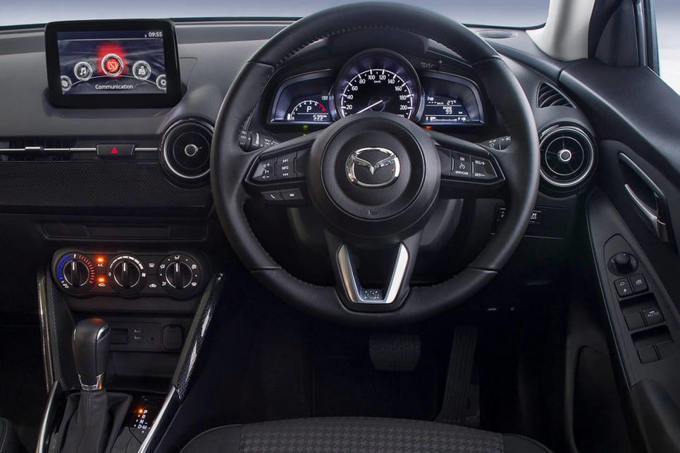 Mazda 2 Maxx 2017 review snapshot  CarsGuide