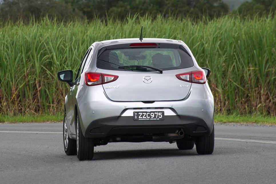 mazda 2 neo 2017 review: snapshot | carsguide