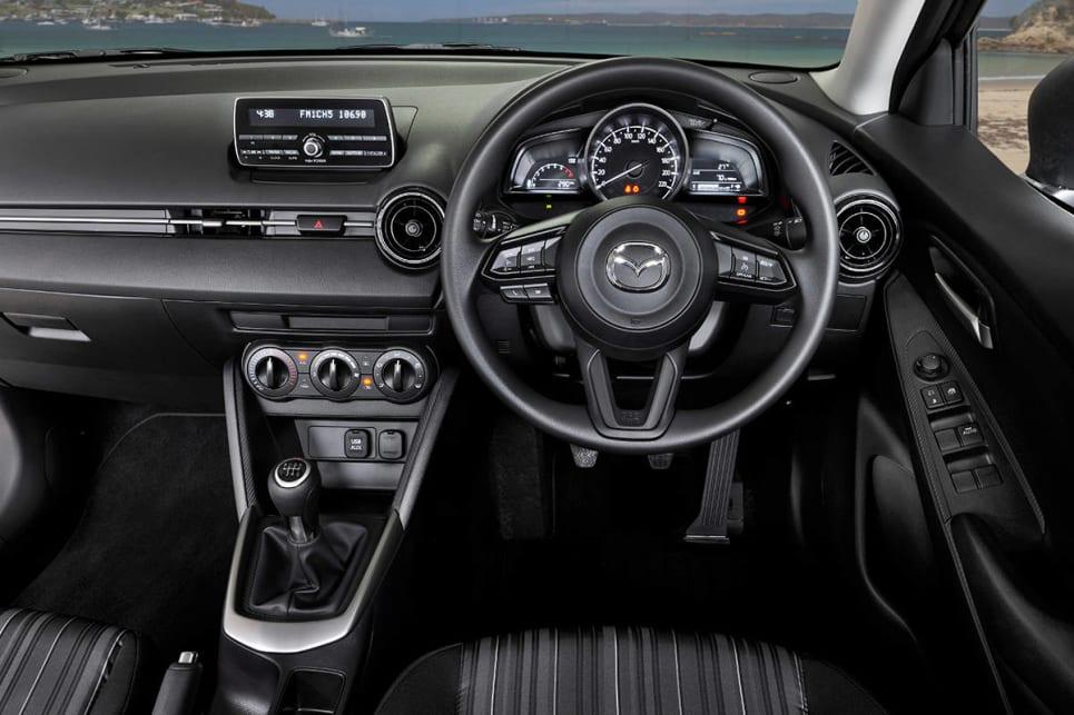Mazda 2 Neo 2017 review snapshot  CarsGuide