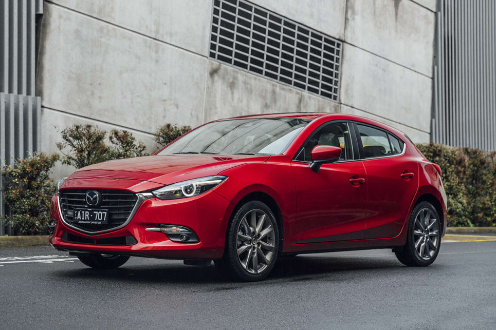 Mazda 3 2017 Review 40 Year Evolution From The First 323 Carsguide