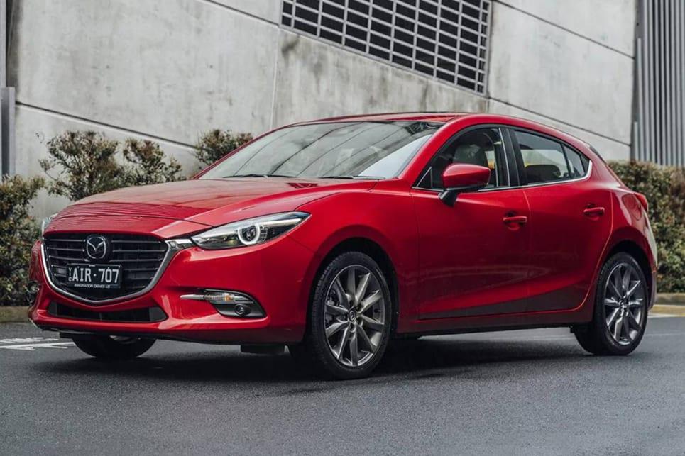 Mazda 3 vs CX-3 - Car Advice | CarsGuide