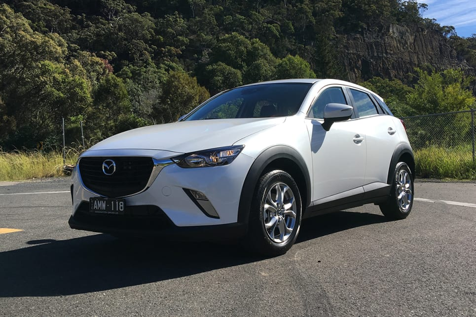 mazda cx 3 maxx 2017 review carsguide. Black Bedroom Furniture Sets. Home Design Ideas