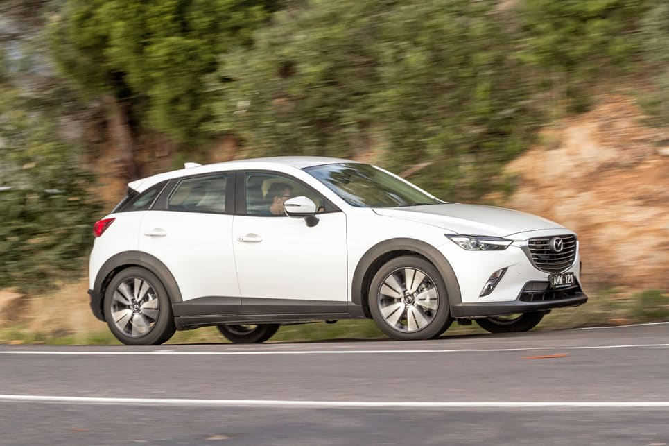 Mazda Cx3 Dimensions >> Mazda CX-3 2017 review | CarsGuide