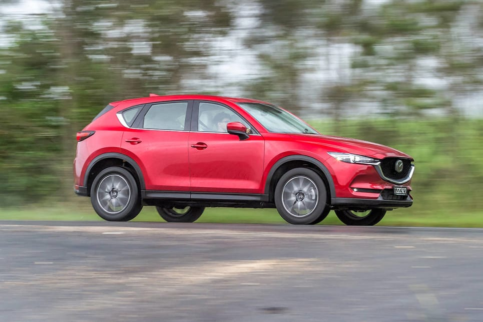 mazda cx-5 gt 2017 review: snapshot | carsguide