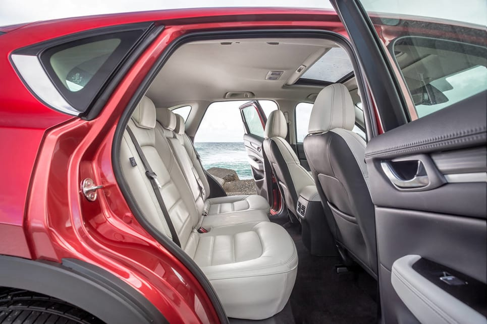 Mazda Cx 5 Gt 2017 Review Snapshot Carsguide