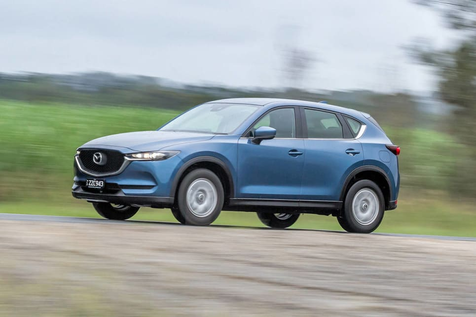 mazda cx-5 maxx 2017 review: snapshot | carsguide