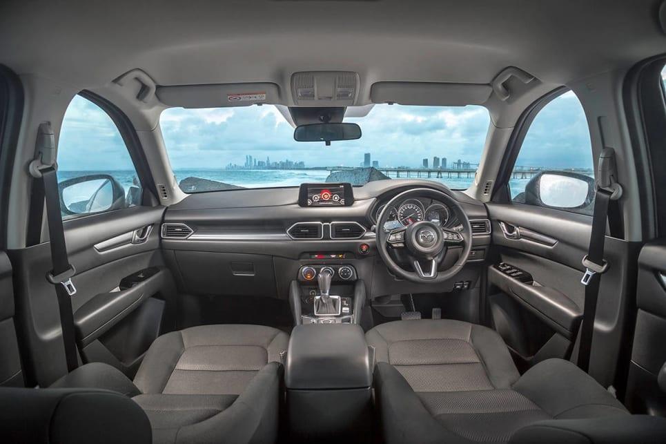 2017 Mazda CX 5 Maxx