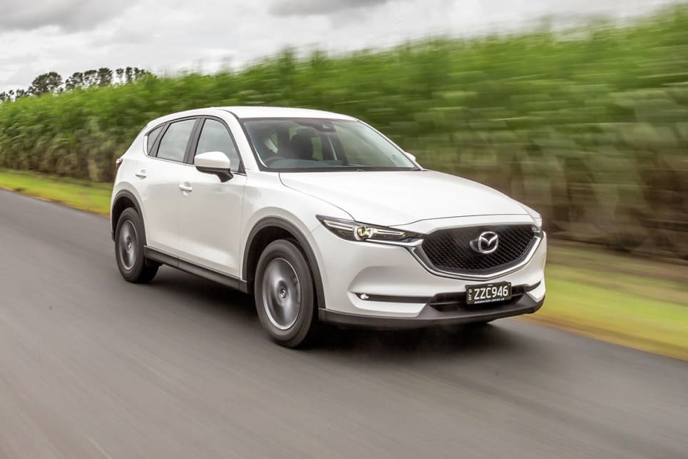 Mazda El Cajon >> 2018 Mazda Cx-5 Sport | Best new cars for 2018