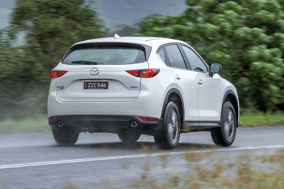 mazda cx-5 2017 review | carsguide