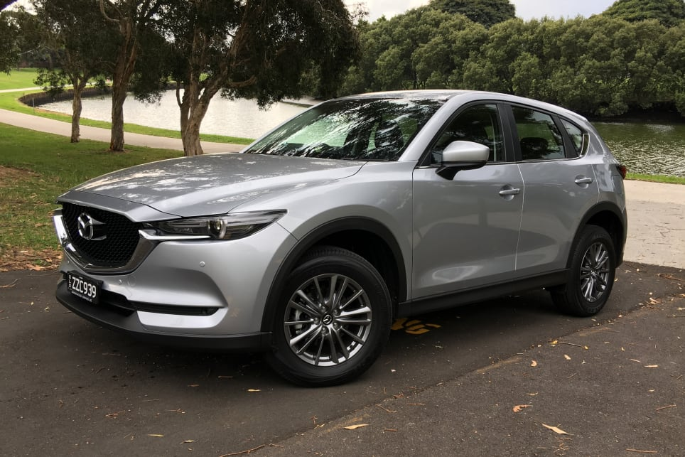 mazda cx 5 touring petrol 2017 review carsguide. Black Bedroom Furniture Sets. Home Design Ideas