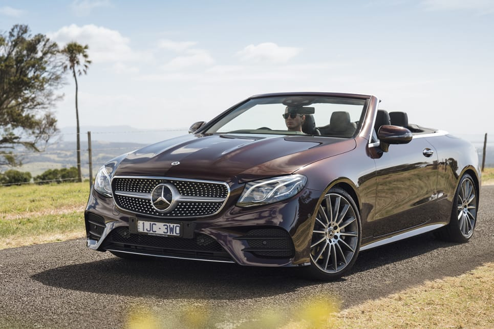 mercedes benz e class cabriolet 2017 review carsguide. Black Bedroom Furniture Sets. Home Design Ideas