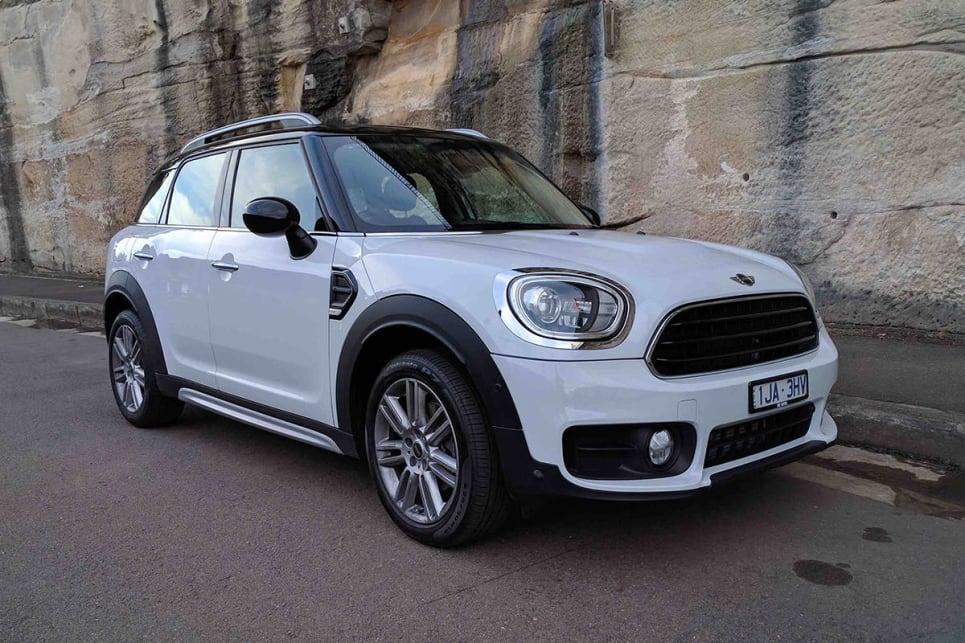 Mini Countryman Cooper 2017 Review Weekend Test Carsguide