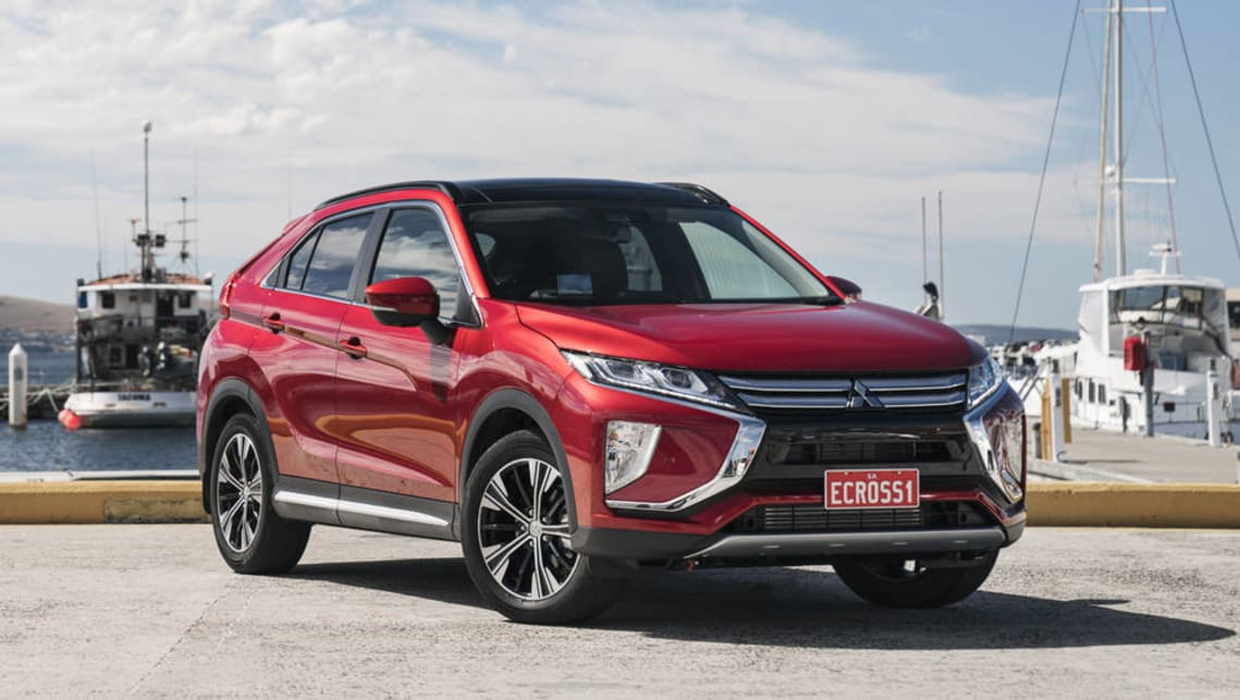 Mitsubishi Eclipse Cross 2017 Pricing And Spec Confirmed Car News