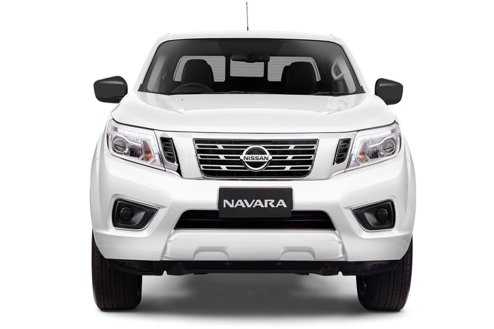 nissan navara series ii rx dual cab 2017 review snapshot carsguide. Black Bedroom Furniture Sets. Home Design Ideas