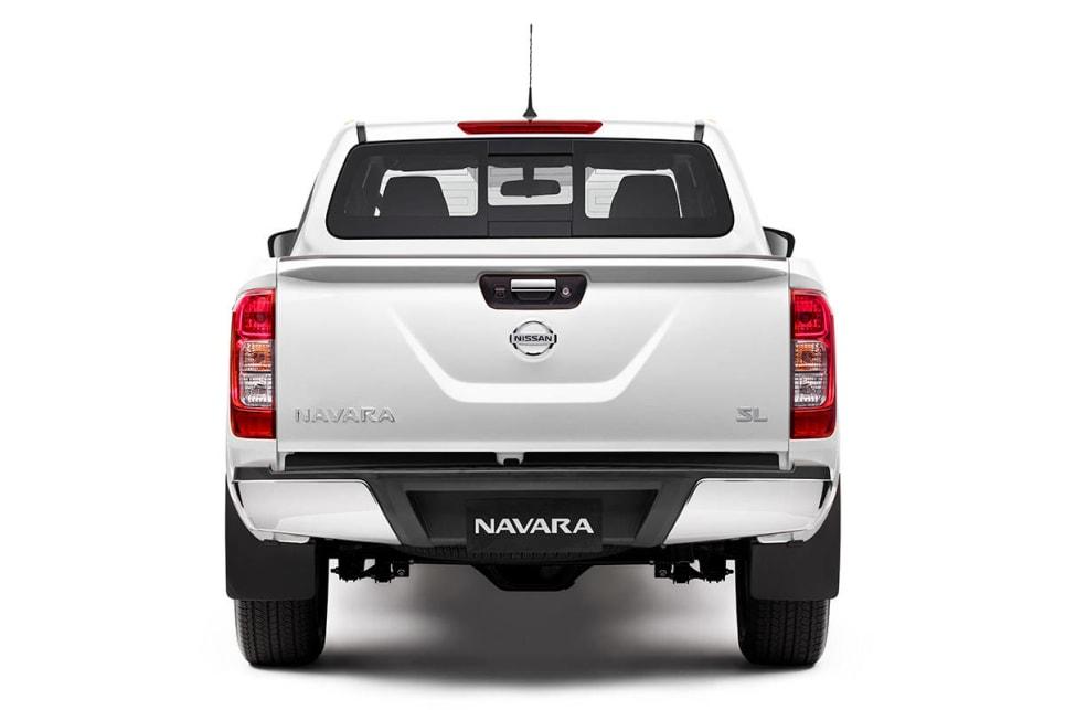 Nissan Navara Series Ii Rx Dual Cab 2017 Review Snapshot