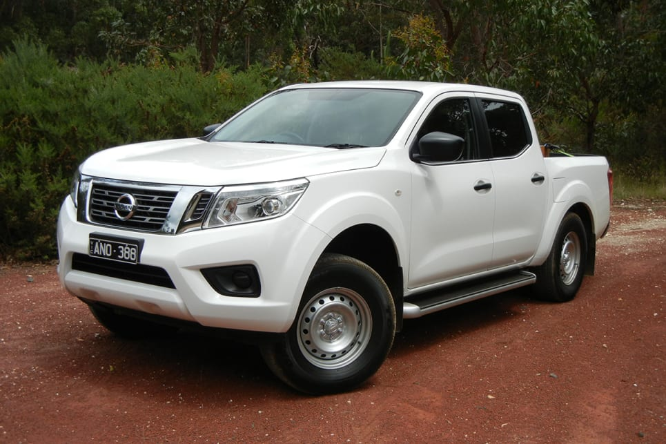 Nissan Navara SL 2017 review