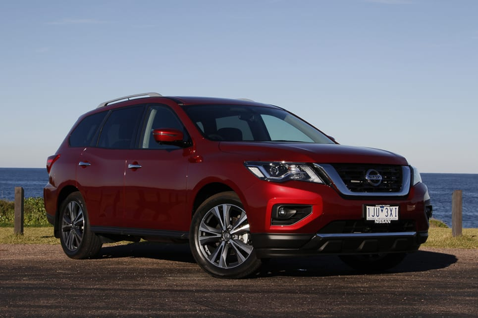 Nissan Pathfinder Ti 2017 review | CarsGuide